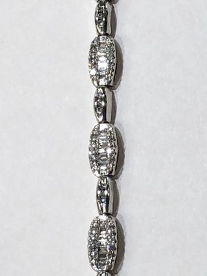 "14K White Gold Woman's Tennis Bracelet 7.5"" with approx. 2.00cttw Diamonds **Great Buy** 10011846-4 for Sale in Tampa, FL"