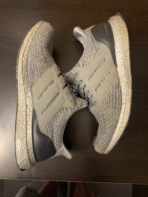 Adidas Ultra Boost 3.0 Men's Running Shoes 11.5 for Sale in South Holland, IL