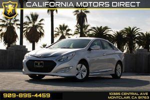 2015 Hyundai Sonata Hybrid for Sale in Montclair, CA