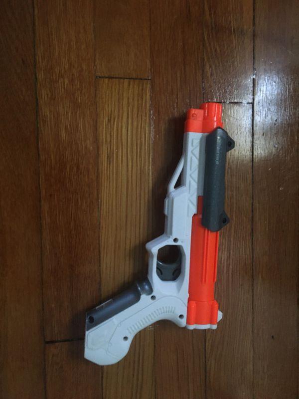 Sharp shooter nerf gun