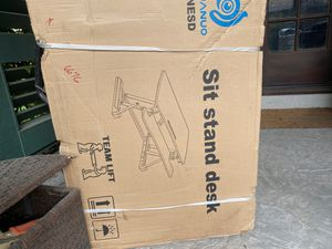 Sit stand desk. Brand new never opened. for Sale in Carmichael, CA