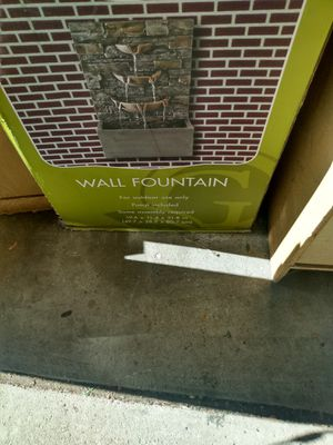 Water fountain for Sale in Redford Charter Township, MI