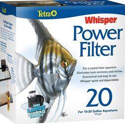Tetra Whisper Aquarium Fish Tank Power Filter, 10-20 gal for Sale in Orange,  CA