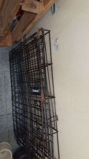 2 small wire dog cages for Sale in Kent, OH