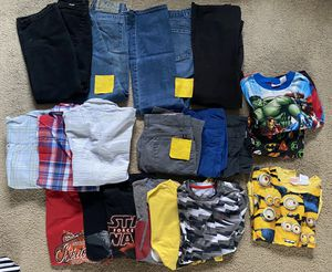 Lot of Boys Clothes Size 10/12 for Sale in Palm Harbor, FL