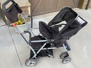Joovy caboose double stroller for Sale in Concord, NC