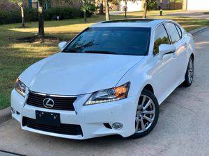 2014 LEXUS GS350 16.000 MILES for Sale in Spring, TX