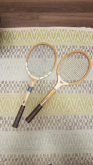 Vintage Womens Tennis Racquets for Sale in Chino Hills, CA