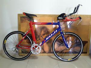 Fuji Aloha Thriatlon Road Bike, 58cm. (Shimano 105) Almost New. for Sale in Davie, FL