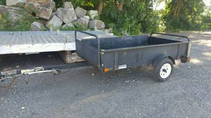 8 ft utility trailer for Sale in Salisbury, MA
