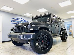 2013 Jeep Wrangler Unlimited for Sale in Streamwood, IL