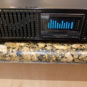 MARANTZ EQ551 Stereo Equalizer Spectrum Analyzer for Sale in Boca Raton, FL