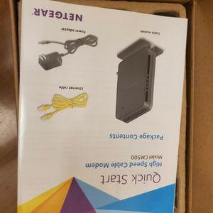 Netgeaer Modem for Sale in Miami, FL