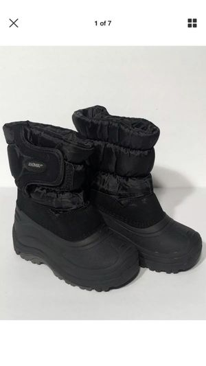 Kids snow boots size 10 for Sale in NV, US