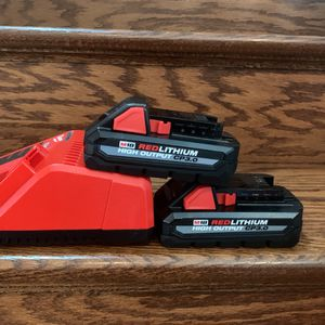 Milwaukee Battery for Sale in Hoffman Estates, IL
