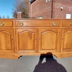 "Statton Americana ""Trutype"" Buffet - Solid Appalachian Cherry- ca 1962 for Sale in Raleigh, NC"