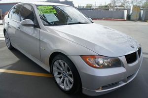 2007 BMW 328I SULEV 3 SERIES CLEAN CAR RUNS GREAT CLEAN INSIDE OUT for Sale in Oakland, CA