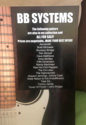 Autographed guitars for Sale in McKeesport, PA