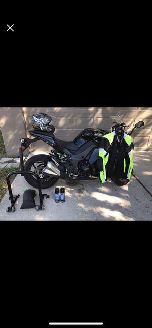 Motorcycle 2015 ninja Kawasaki 1000ABS for Sale in Alafaya, FL