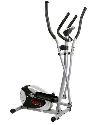 Elliptical Machine by Sunny Health and Fitness E905 (Firm) for Sale in Laveen Village, AZ