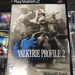 Valkarye Profile 2 Ps2 $40 Gamehogs 11am-7pm for Sale in Commerce, CA