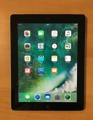 Apple iPad 4, Wi-Fi Only Excellent Condition, for Sale in Springfield, VA