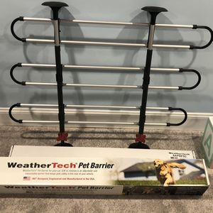 Weather Tech Pet Barrier For Suv for Sale in Buffalo, NY