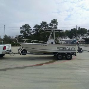 20' Robalo Center Console Fishing Boat for Sale in Houston, TX
