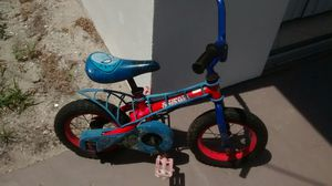 KIDS SPIDERMAN BICYCLE for Sale in West Palm Beach, FL