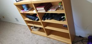 2 Bookshelves - Great Condition for Sale in Chandler, AZ