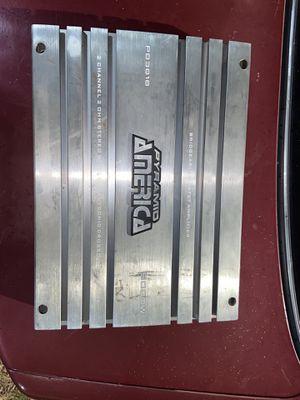Pyramid PB3818 5,000-Watt 2-Channel Bridgeable Mosfet Amplifier for Sale in Glen Burnie, MD