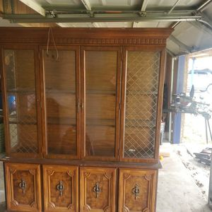 China Cabinet for Sale in Deer Park, TX