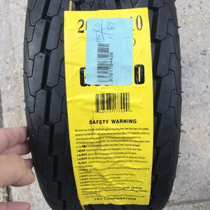 Trailer tire for Sale in Queens, NY