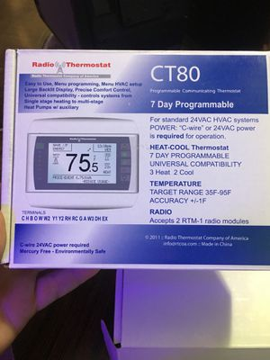 Thermostat for Sale in Kenneth City, FL