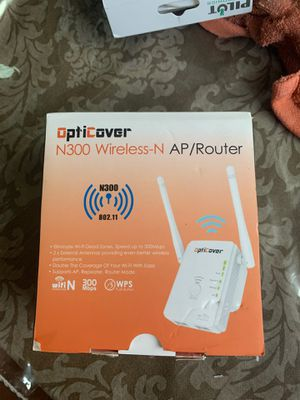wireless ap router for Sale in Chino, CA