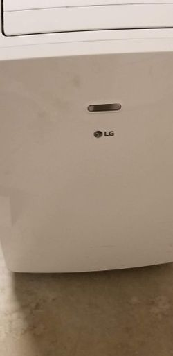 LG Portable Air Conditioner for Sale in Menifee,  CA
