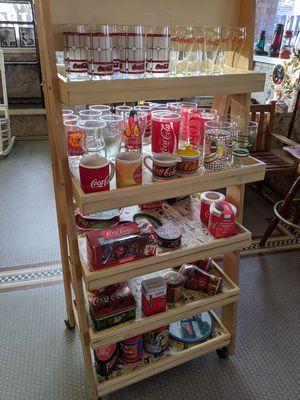 Coke Glasses and Collectibles for Sale in Modesto, CA