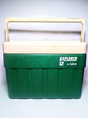 Vintage Explorer 12 Igloo Cooler for Sale in Garland, TX