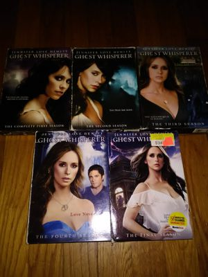 Ghost Whisper Complete Series for Sale in Kingsport, TN