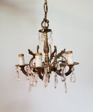 Small Antique Chandelier for Sale in Jacksonville, FL