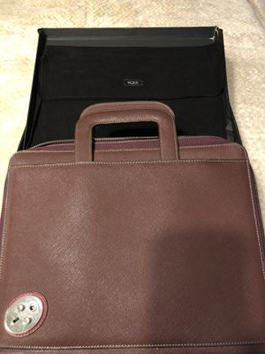 TUMI briefcase for Sale in North Charleston, SC