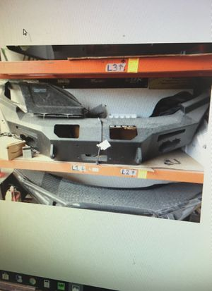 Fab Fours DR09-H2451 Front Bumper for Sale in Clearwater, FL