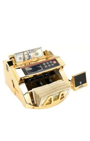Ben Baller Gold Plated Money Counter for Sale in Lithia, FL