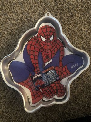 Ultimate Spider-Man Cake Pan for Sale in Apex, NC