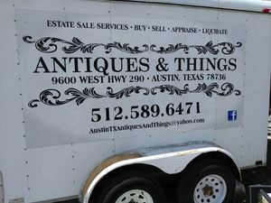 ANTIQUES GALORE!! for Sale in Austin, TX