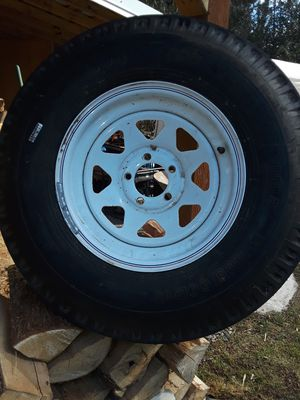 Trailer Tire for Sale in Snohomish, WA