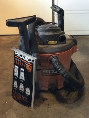 12 gallon shop vac for Sale in Bothell, WA