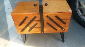 Rustic sewing box for Sale in Lodi, CA
