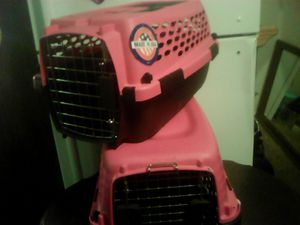 Pet carrier 2 small to medium for Sale in Saint Joseph, MO
