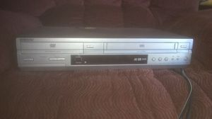 Sony SLV-D350P DVD VCR player and recorder with remote for Sale in Van Horne, IA